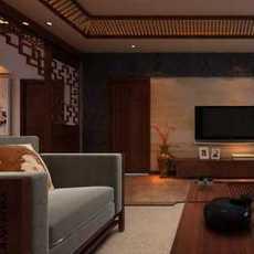 后現代風格二居室臥室飄窗裝修設計