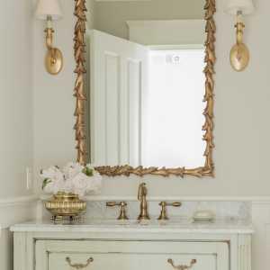 那些卫生间的卫浴镜