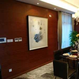 濟南110平米兩室一廳裝修設計