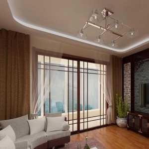 一居室怀旧风后现代卧室装修设计图