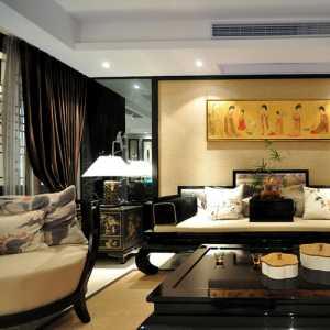 现代简约风格二居室餐厅装修图片