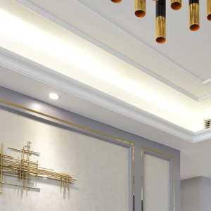 現代別墅黑花墻飾時尚衛生間裝修欣賞