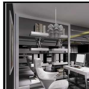 欧式风格卧室一层半小别墅大气开放式厨房餐厅装潢