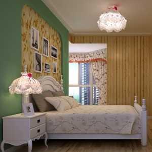 宜家風格最新時尚臥室設計裝修效果圖