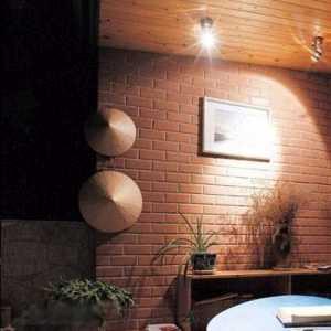 電視柜燈飾創意生活用品背景墻簡約現代小戶型客廳客廳背景墻令人沉醉的清新條紋電視背景墻效果圖欣賞