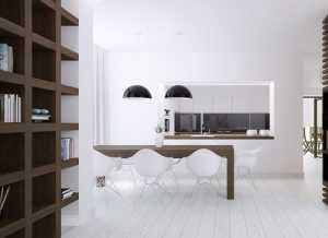50个现代家庭餐厅设计欣赏