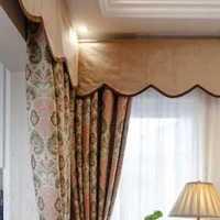 卧室高雅单色绒布窗帘装修效果图