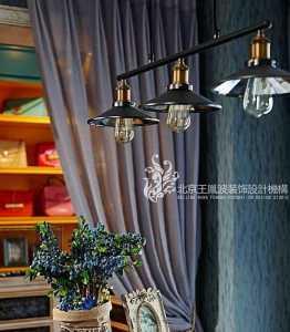 现代风格一居餐厅吊顶装修效果图