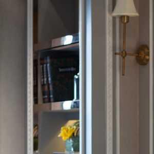 昆明海伦国际简欧风格样板房设计