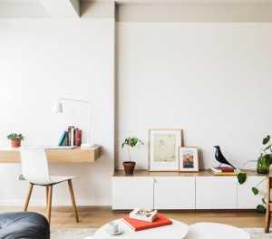 用5万元怎么装修88平米三室两厅户型