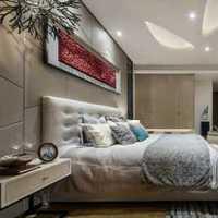 二居室110平米混搭装修效果图