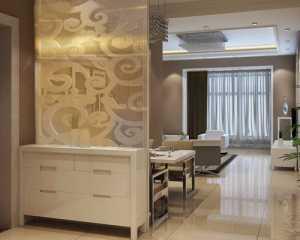 唐家岭3居室简约风格设计
