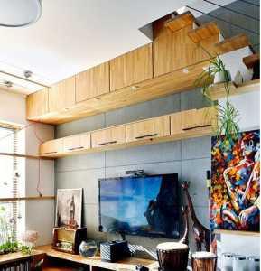 一室一廳裝修效果圖告訴您如何將一室一廳改造成兩室一廳