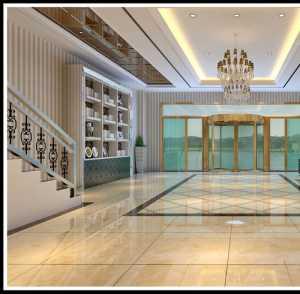 北京兩居室客廳帶陽臺裝修效果圖