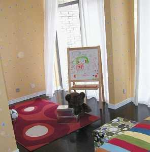 布置小可愛的臥室效果裝修效果圖