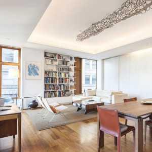 88平米兩室兩廳裝修設計效果圖