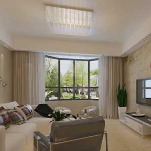 水晶燈尚東國際270平米復式別墅裝修效果圖