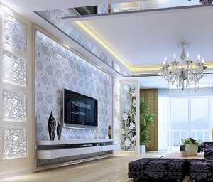宜家樣板房客廳裝修效果圖