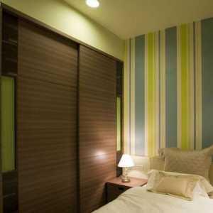 世茂滨江新城客厅电视背景墙设计装修效果图