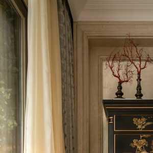 北歐風格臥室門窗設計公寓實景圖