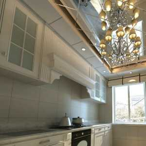 兩室兩廳美式風格客廳_龍湖北城天街一期B2戶型1室2廳1衛1廚 73.00㎡兩室兩廳
