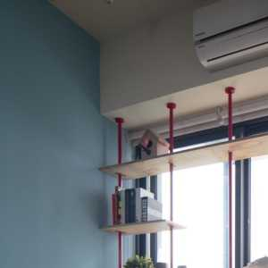 家裝現代窗臺窗簾設計裝修效果圖