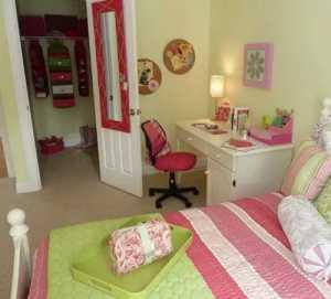 10款儿童卧室装修图片