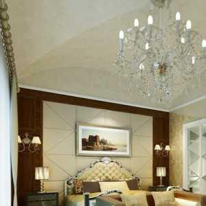 二层半现代别墅装修效果图