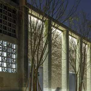 图书馆办公空间展厅梦想改造家
