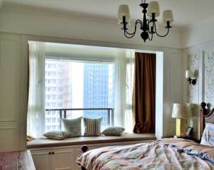 大连卧室床榻的装修风格