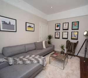 2018客厅装修效果图大全40平米的客厅装修大概要多钱