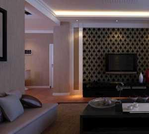 彩球妝點歡樂的客廳效果圖