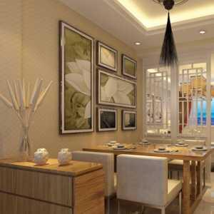 紫竹花园新中式风格