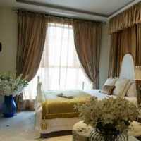 20平米东南亚卧室装修效果图