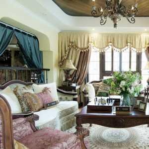 沙發背景墻壁紙裝修效果圖