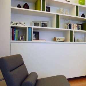 沙發適合獨自思考的家居角落裝修效果圖