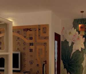 家裝室內歐式掛鐘裝修效果圖