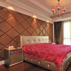 东南亚风格卧室 东南亚风格卧室背景墙东南亚风格木质吊顶