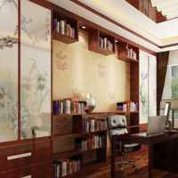 创意家居落地灯书房新中式装修效果图