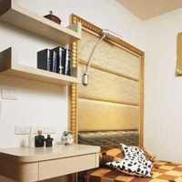 卧室衣柜榉木家具简约装修效果图