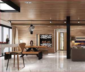 室內植物舒適創意餐廳綠植裝修效果圖