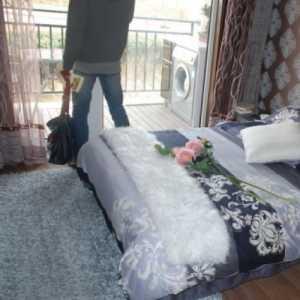 成都卧室背景墙装修