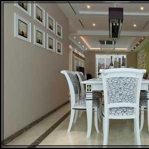 酒柜現代風格餐廳現代風格餐桌椅裝修效果圖