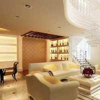 现代客厅纯白电视背景墙装修效果图