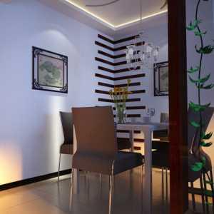 書桌燈飾紫色書房空間秀裝飾裝修效果圖