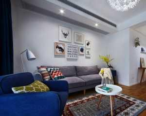 客厅壁纸墙装修效果图