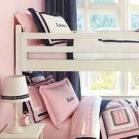 衣柜儿童家具壁纸儿童房装修效果图