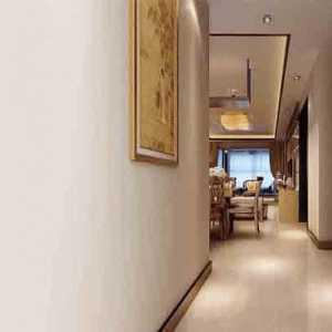 北京客廳與陽臺有柱子裝修效果圖