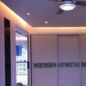 上海柏林春天三居室的小清新裝修效果圖