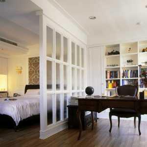 95平房歐式風格二居住房裝修效果圖
